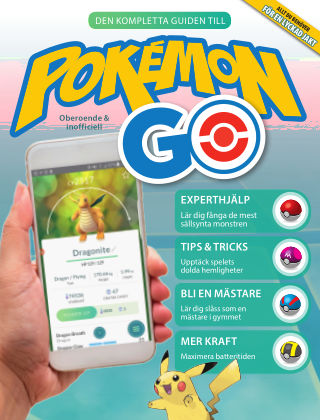 Pokemon GO – Den kompletta guiden 2017-02-27