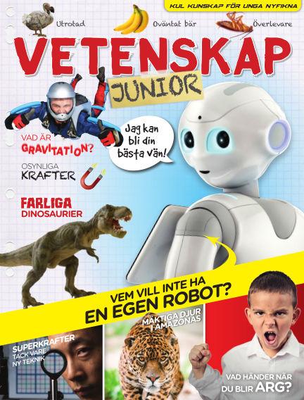 Vetenskap Junior (SE) March 17, 2018 00:00