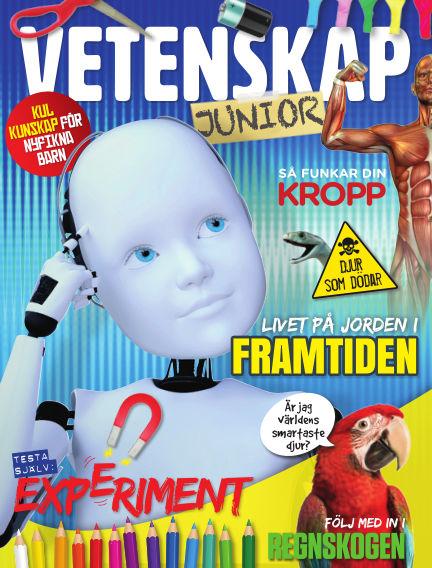 Vetenskap Junior (SE) November 06, 2018 00:00