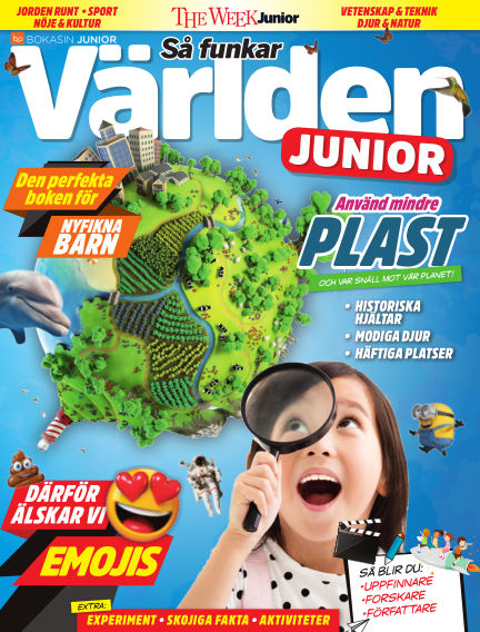 Vetenskap Junior (SE) December 27, 2019 00:00