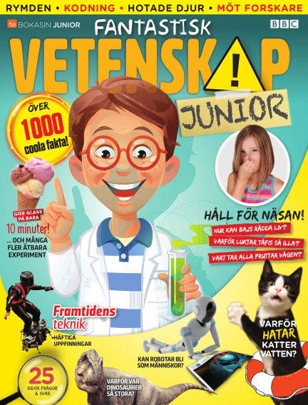 Vetenskap Junior (SE) March 20, 2020 00:00