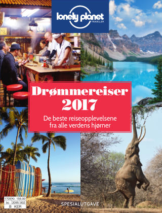 Lonely Planet - Drømmereiser 2017 2017-03-13