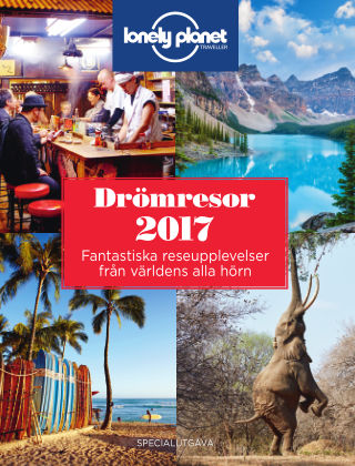 Lonely Planet - Drömresor 2017 2017-03-16