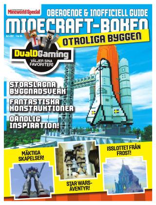 Minecraft-boken - Otroliga byggen 2017-03-14