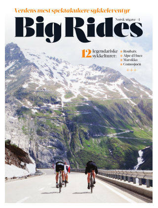 Big rides #1 2017-03-02