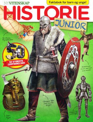 Ny vitenskap Junior - Historie 2017-03-05