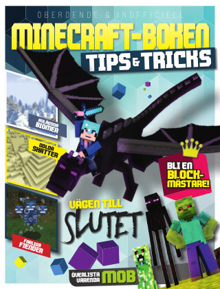 Minecraft-boken: Tips och tricks 3 2017-09-05