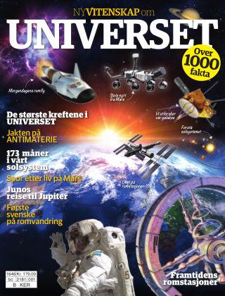 Ny vitenskap - Universet 2017-02-10