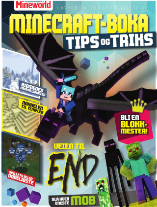 Minecraft-boka - Tips og Triks 3 2017-08-21