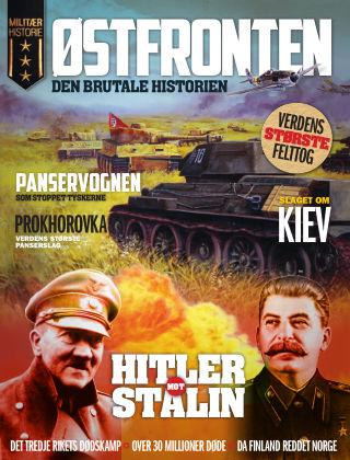 Krigshistorie - Østfronten 2017-03-08