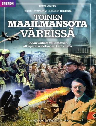 Toinen maailmansota väreissä 2017-03-11