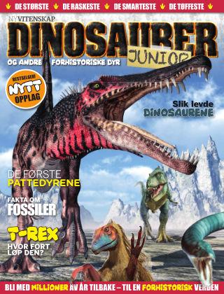 Ny Vitenskap – Dinosaurer Junior #2 2017-02-25