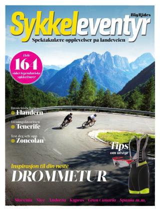 Big Rides #2 – Sykkeleventyr 2017-03-05