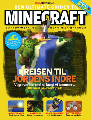 Den ultimate guiden til Minecraft #4 2017-06-26
