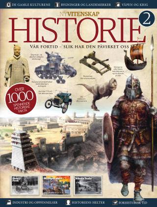 Ny Vitenskap – Historie #2 2017-02-18