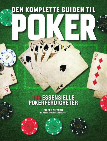 Den komplette guiden til poker September 09, 2017 00:00