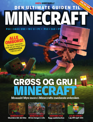 Den ultimate guiden til Minecraft #2 2017-03-09
