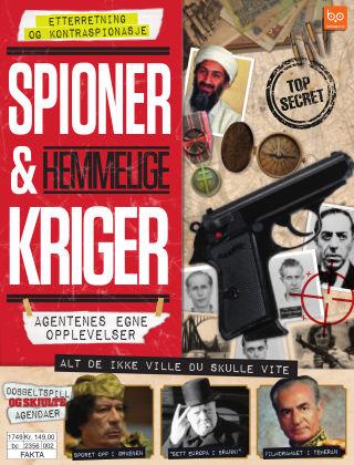 Spioner og hemmelige kriger 2017-10-09