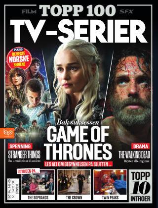 Topp 100 TV-serier 2017-11-06