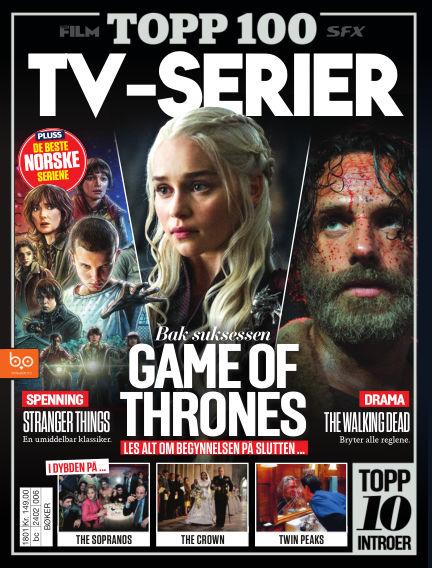 Topp 100 TV-serier