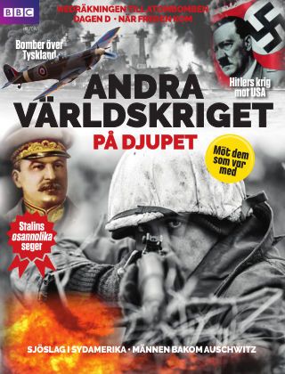 Andra väldskriget på djupet 2018-01-20