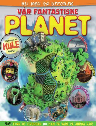 Bli med og utforsk vår fantastiske planet 20170828
