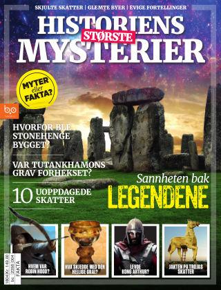 Historiens største mysterier 2017-11-27