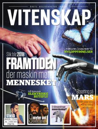 Årets begivenheter innen vitenskap 2017 2017-12-04