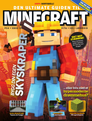 Den ultimate guiden til Minecraft #5 2017-10-16
