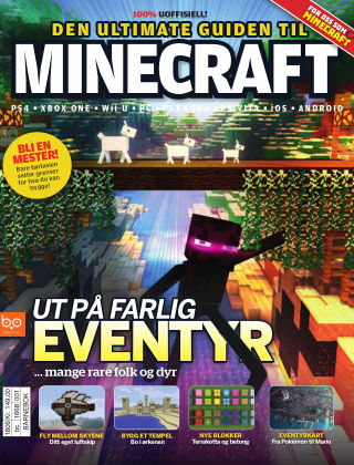 Den ultimate guiden til Minecraft #6 2017-12-11