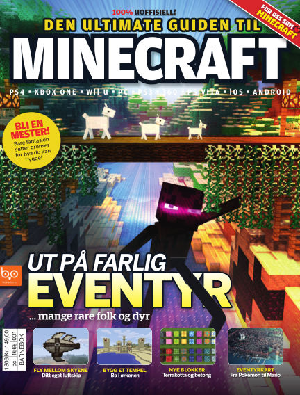 Den ultimate guiden til Minecraft #6 December 11, 2017 00:00