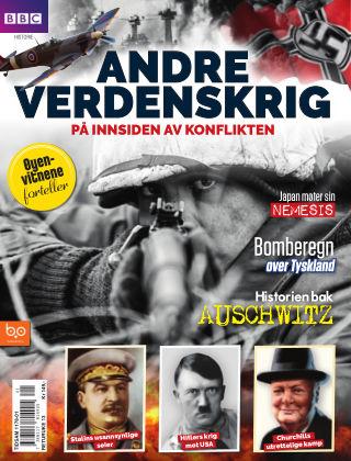 Andre verdenskrig –på innsiden av konflikten 2018-01-27