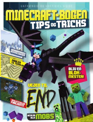 Minecraft-bogen –Tips og tricks 2018-02-24