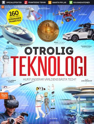Otrolig teknologi 2018-03-31