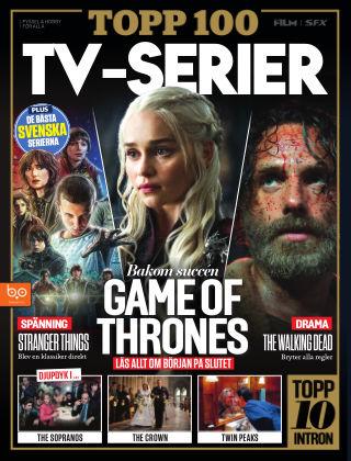 Topp 100 TV-serier 2018-04-14