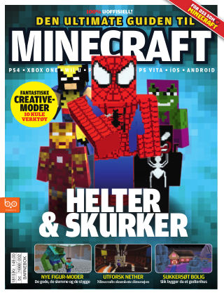 Den ultimate guiden til Minecraft #7 2018-03-03
