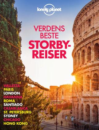 Lonely Planet: Verdens beste storbyreiser 2018 2018-04-07