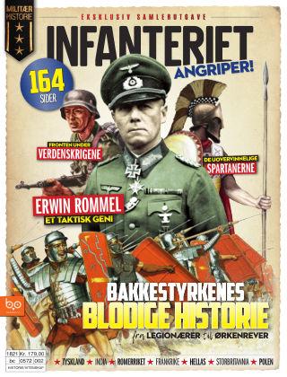 Infanteriet angriper 2018-04-07