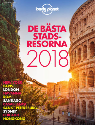 Lonely Planet: De bästa stadsresorna 2018 2018-05-26