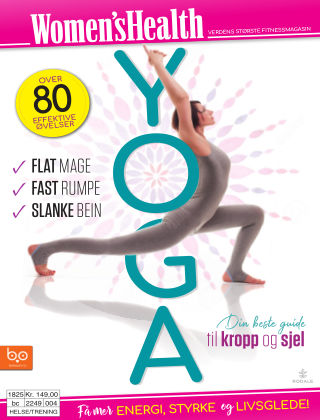 Women's Health – YOGA 2018-05-12