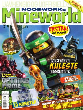 Mineworld #3 2018 2018-05-12