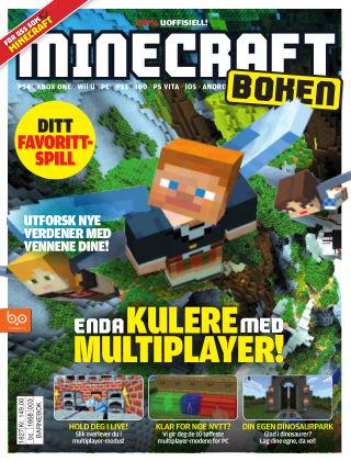 Minecraft-boken #8 2018-05-19