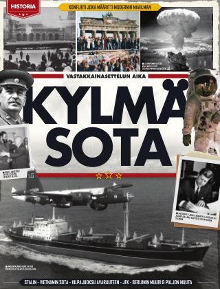 Kylmä sota 2018-05-26
