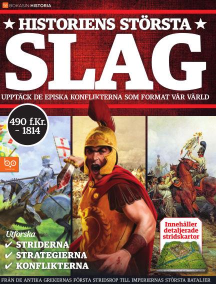 Historiens största slag July 07, 2018 00:00