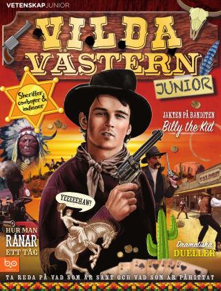 Vilda Västern junior 2018-07-07