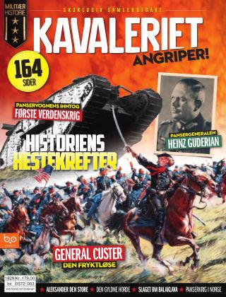 Kavaleriet angriper! 2018-06-02