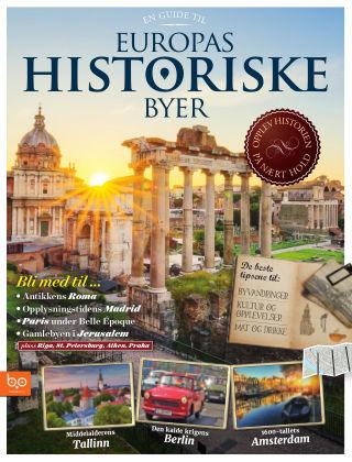 En guide til Europas historiske byer 2018-06-16