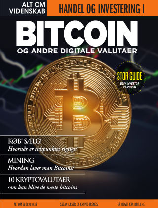 Bitcoin – og andre digitale valutaer 2018-06-30