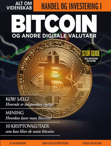 Bitcoin – og andre digitale valutaer