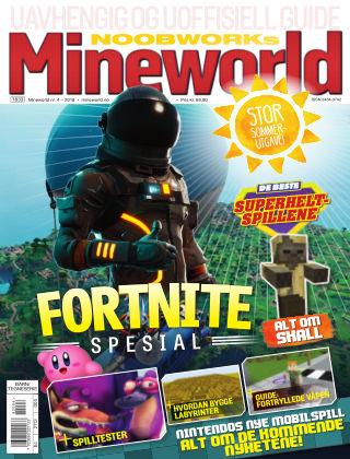 Mineworld #4 2018 2018-06-30